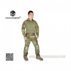 EMERSON Combat Tactical Suit GreenZone