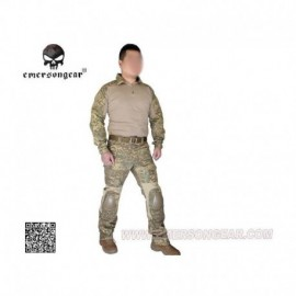 EMERSON Combat Tactical Suit BadLand