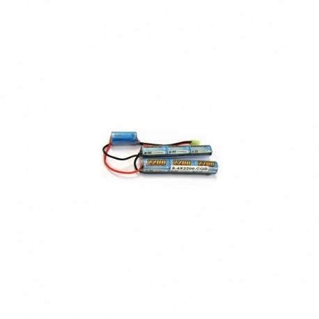 E-Power Batteria Ni-Mh 8.4 x 2200 cqb 3 elementi