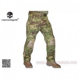 EMERSON 3G Combat Pants with kneepad GreenZone