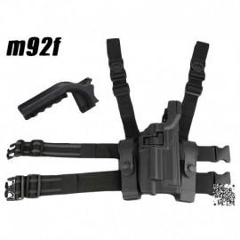 BH Style LV3 Serpa Light Bearing Holster Set  M92