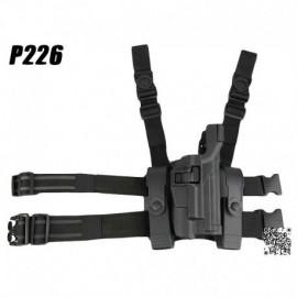 BH Style LV3 Serpa Light Bearing Holster Set P226