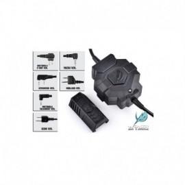 Z-TAC Wireless PTT attacco ICOM
