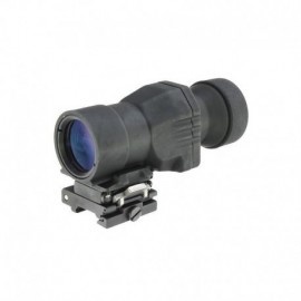 TT Magnifier 4X with QD Flip To Side mount