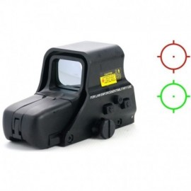 TT 556 Holo Red dot red / green