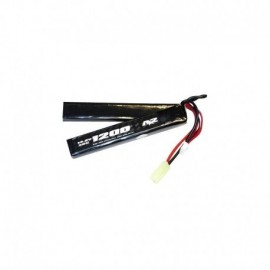 A2A Swiss Arms Lipo 14.8V 1200mAh 25C Stick Twin