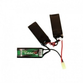 A2A Swiss Arms LiFe 9.9V 1450mAh 20C Triple