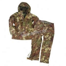 MILTEC Italian camo suit waterproof