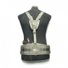 TMC MOLLE EG style MLCS Gen II Belt with suspenders RG