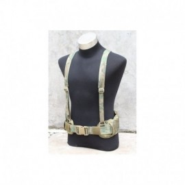 TMC MOLLE EG style MLCS Gen II Belt with suspenders A-T FG
