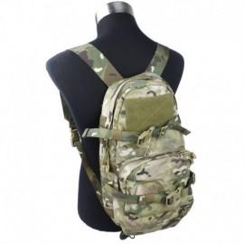 TMC MBSS Modular Assault Pack w/ 3L Hydration Bag Multicam