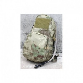 TMC MBSS Modular Assault Pack w/ 3L Hydration Bag A-T FG