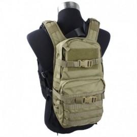 TMC MOLLE Back Pack per RRV Khaki