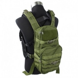 TMC MOLLE Back Pack per RRV OD Green