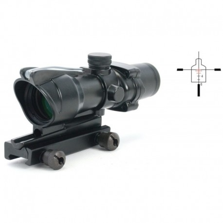 TT  ACO-G Scope 4X32 optic fiber