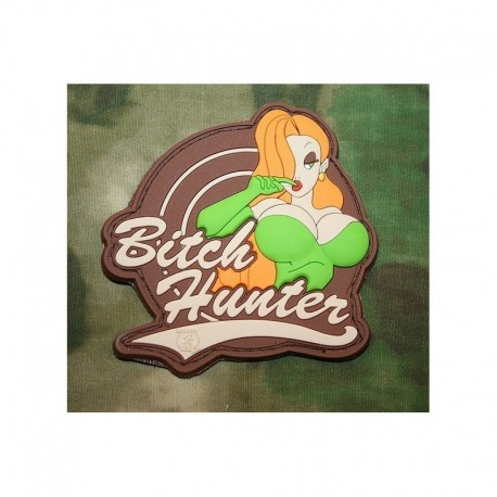JTG Bitch Hunter Rubber Patch MC