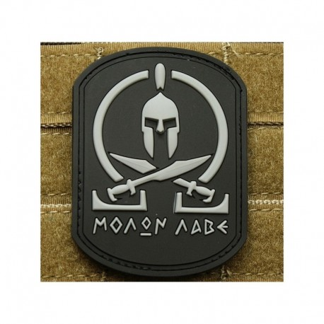 JTG Molon Rubber Patch swat