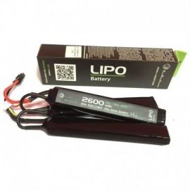 WE Lipo 11.1V 2600mAh 20C Nunchuck