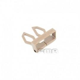 FMA CP Style MOLLE Magclip  DE
