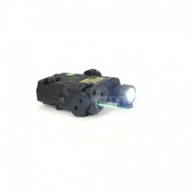 FMA PEQ LA5 IPIM Device Green Laser Black