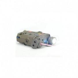 FMA AN/PEQ 15 IPIM Device Red Laser FG