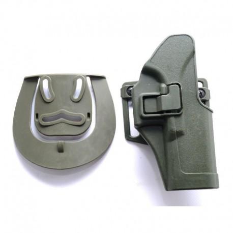 TANGO Tactical Fondina rigida tipo Serpa per Glock OD Green