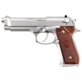 KWC M92 FS Silver Gas Blowback