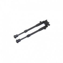 Aluminium bipod for 20mm