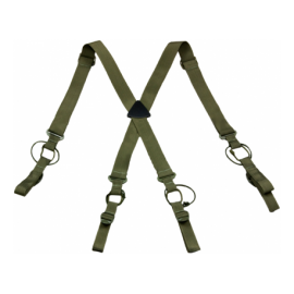 Invader Low Drag Suspenders OD Green