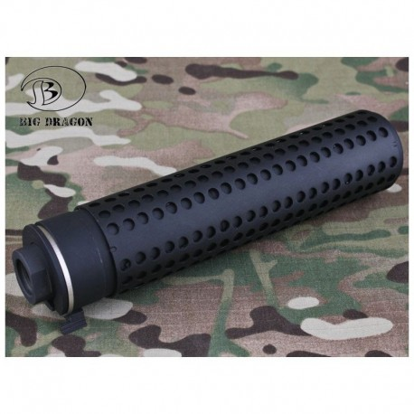KAC MK18 QD Silencer type with flash hider
