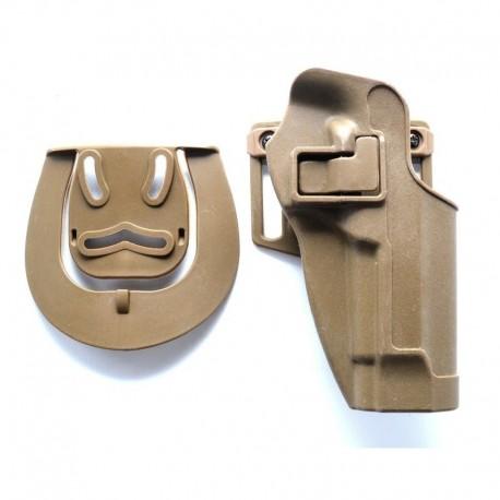 TANGO Tactical Fondina rigida tipo Serpa per PT92 / M9 / M92 DE