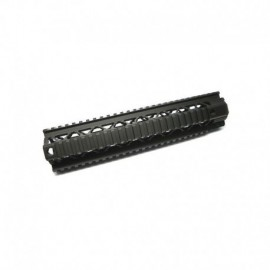 "Dytac Invader Rail 11"" Floating RAS Black"