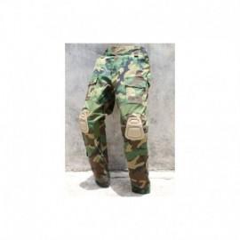 TMC 2G CP Combat Pants WoodLand