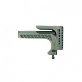 WII SSR-25 Sniper Stock style OD Green