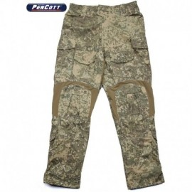Rasputin RS3 Combat 3D Pants PenCott® BadLands