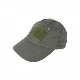 TMC Combat Velcro Base Cap OD Green