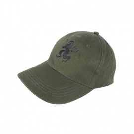TMC Combat Base Cap Devgru Gold Lion OD Green
