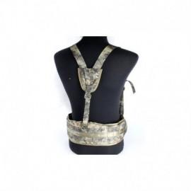 TMC MOLLE EG style MLCS Gen II Belt with suspenders Mandrake