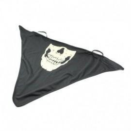 TMC Sabertooth Skull Mask Mod. B Black