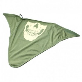 TMC Sabertooth Skull Mask Mod. B OD Green