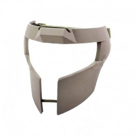 TMC Ancient Greece Figter Airsoft Face Protector DE