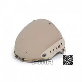 FMA CP Air Frame Helmet DE