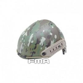 FMA CP Air Frame Helmet Multi Camo