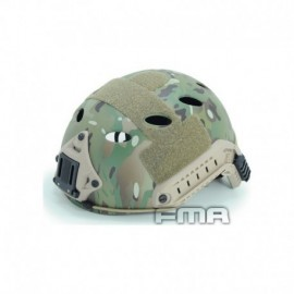 FMA  FAST Helmet PJ TYPE  Multi Camo