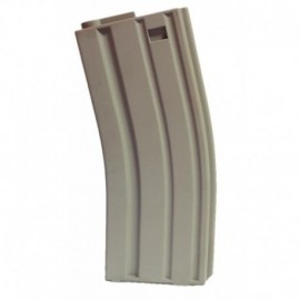 King Arms Midcap 120bbs Magazine For M4/M16 Tan