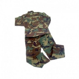 Royal Uniforme BDU Woodland