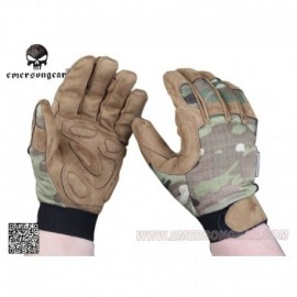 EMERSON Tactical Lightweight Camouflage Gloves Multi Camo