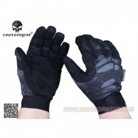EMERSON Tactical Lightweight Camouflage Gloves Typhoon