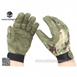 EMERSON Tactical Lightweight Camouflage Gloves AOR2