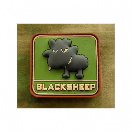 JTG Black Sheep Rubber Patch MC